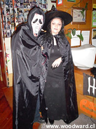 Scream and the Witch in Reception